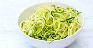 Can You Freeze Zoodles