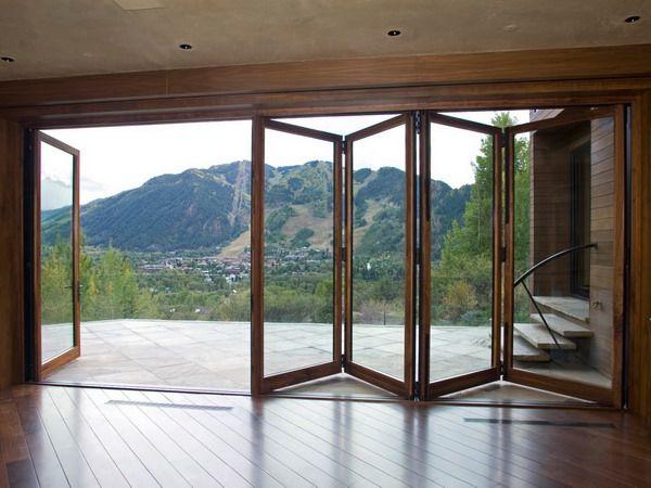 Accordion Glass Doors