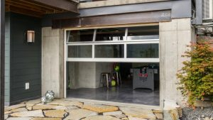 Glass Roll up Doors for Patio